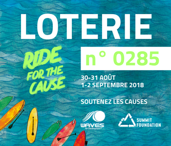 loterie ride for the cause 2018