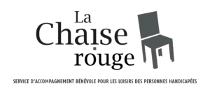 chaise rouge sponsor handipaddle