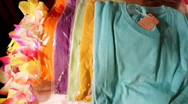 t-shirts vièrges